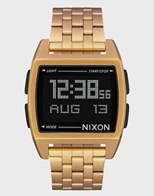 Nixon Base Watch - All Gold