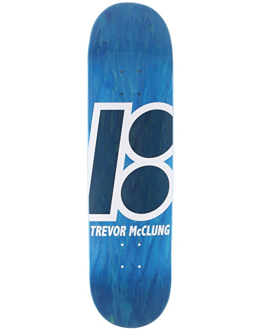 """Plan B PS McClung Stained Pro.Spec Skateboard Deck - 8.125"""""""