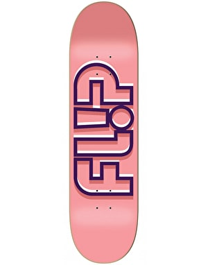 Flip Odyssey Depth Skateboard Deck - 8.13