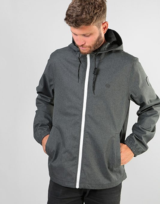Element Alder Light Jacket - Flint Black Heather