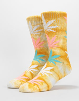 HUF Strain Plantlife Crew Socks - Maui Waui