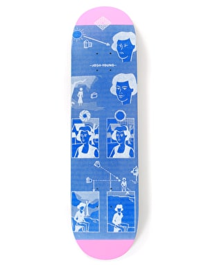 The National Skateboard Co. Young Photo Club Pro Deck - 8.125
