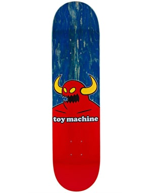 Toy Machine Monster Skateboard Deck - 8