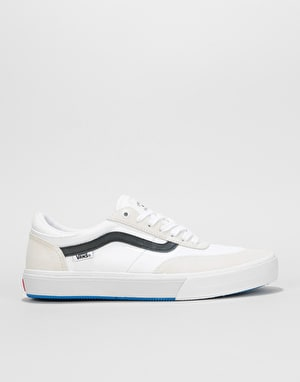 Vans Gilbert Crockett 2 Pro Skate Shoes - True White/Black