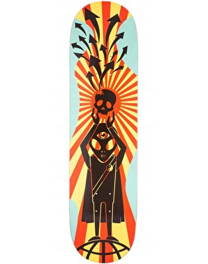 Alien Workshop Zen Skateboard Deck - 8.25