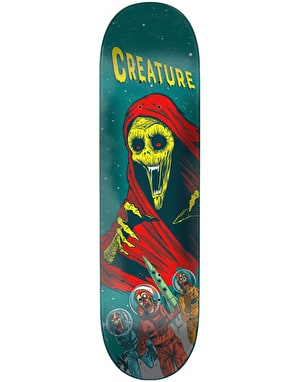 Creature Space Horrors Skateboard Deck - 8