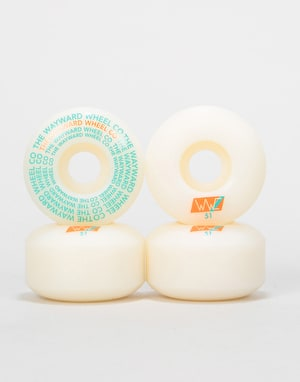 Wayward Mental 'Round Cut' Team Wheel - 51mm