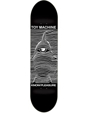 Toy Machine Toy Division Skateboard Deck - 8.25