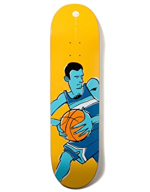 Girl Carroll B-Ball Series Skateboard Deck - 8.375