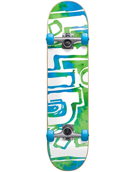Blind OG Water Color Complete Skateboard - 7.875""