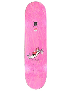 Polar Herrington Aaron's Deli Skateboard Deck - 8.5