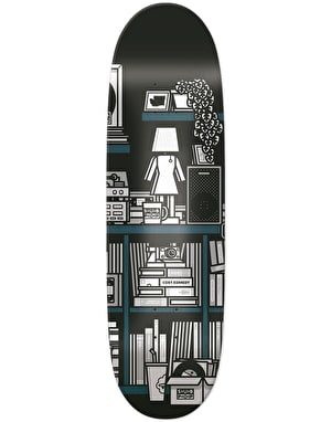 Girl x Sub Pop Kennedy 'Phawt' Skateboard Deck - 9.25