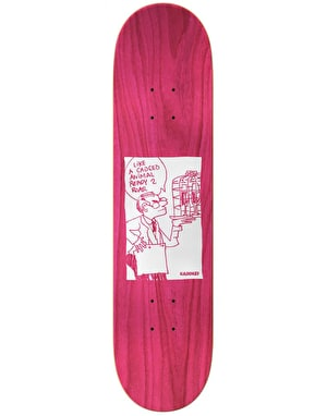 Krooked Anderson Roar Skateboard Deck - 8.5