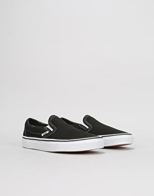 Vans Classic Slip-On Womens Trainers - Black