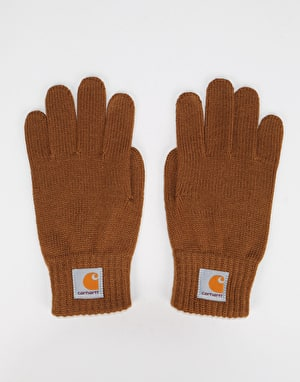 Carhartt Watch Gloves - Hamilton Brown