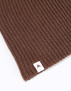 Burton All Day Long Beanie - Chestnut