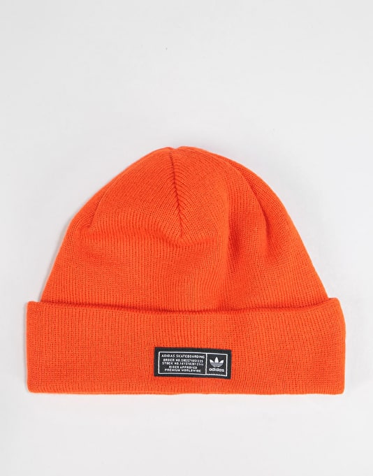 c7eb9589b81 Adidas Joe Beanie - Collegiate Orange
