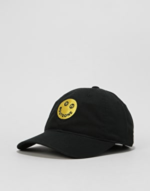 Route One Emoticon Cap - Black