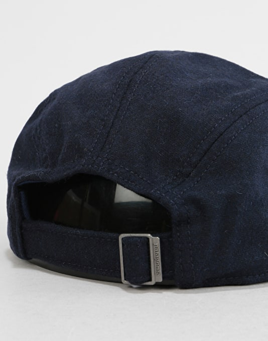 Patagonia Recycled Wool Cap - Classic Navy