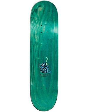 Polar Halberg Dragon Snake Skateboard Deck - 8.5