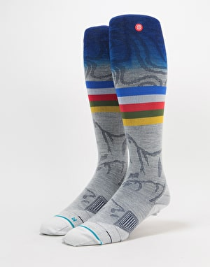 Stance JC Backcountry Ultralight Snowboard Socks - Grey