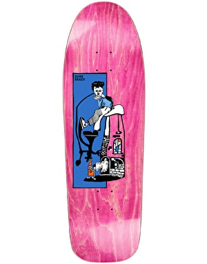 Polar Dane Pizza Oven Skateboard Deck - DANE1 Shape 9.75