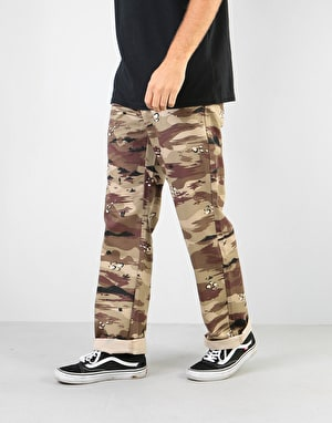 Vans Authentic Chino Pro - Storm Camo