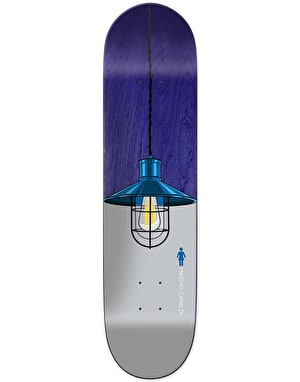 Girl Mike Mo Illuminated Pro Deck - 8