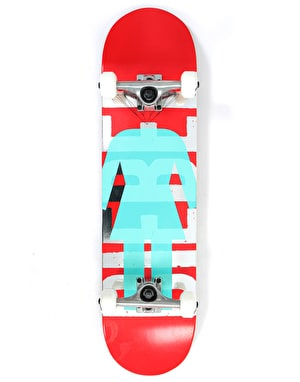 Girl x Diamond Biebel Supply Co. Complete Skateboard - 8