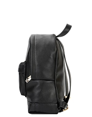 Mi-Pac Gold Super Mini Backpack - Tumbled Black