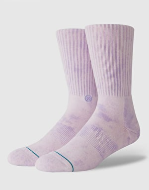 Stance OG 2 Classic Crew Socks - Violet