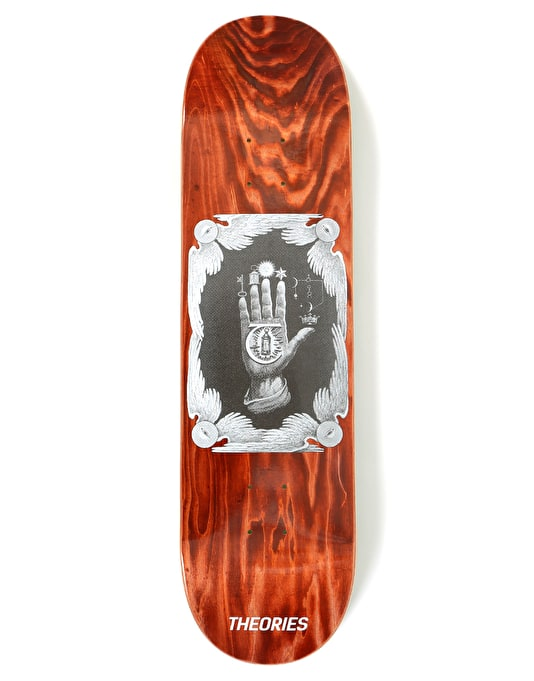 Theories Hand of Theories Skateboard Deck - 8.25""