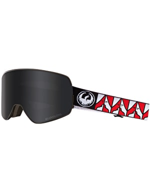Dragon NFX2 2019 Snowboard Goggles - Forest Bailey/Dark Smoke