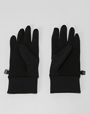 The North Face Etip Gloves - TNF Black/TNF Dark Grey Heather