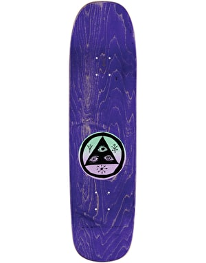 Welcome Lay Light-Headed on Stonecipher Skateboard Deck - 8.6