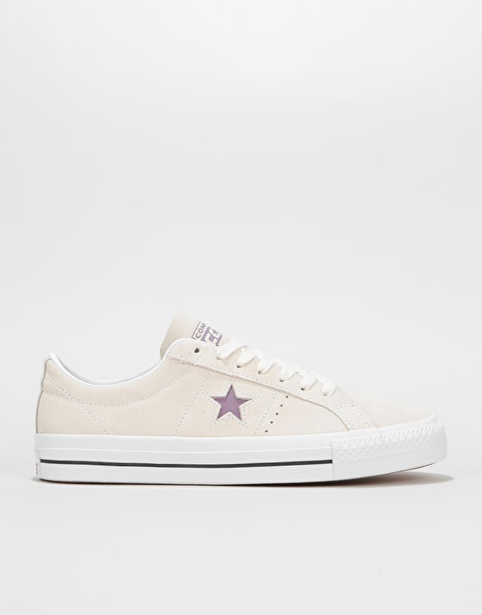 Egretviolet Skate Shoes Dustwhite Converse Star Ox Pro One IwSYR7