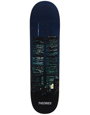 Theories WTC Skateboard Deck - 8