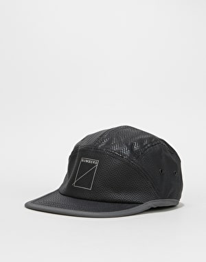 Adidas Numbers 5 Panel Cap - Black
