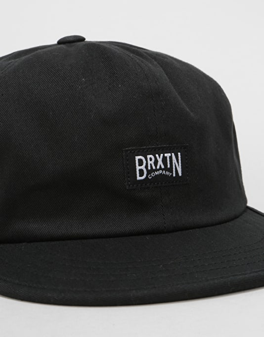 Brixton Langley Cap - Black