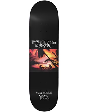 Baker Reynolds Super Stock Skateboard Deck -  8.375