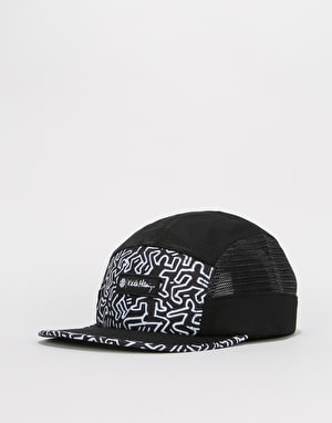 Element Keith Haring Cap - Black