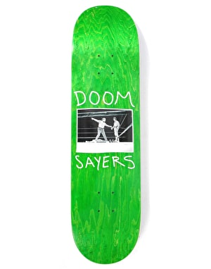 Doom Sayers Knockout Skateboard Deck - 8.28