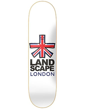 Landscape London Cities Skateboard Deck - 8
