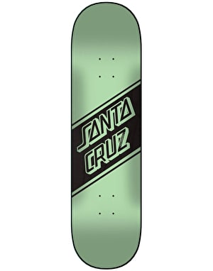 Santa Cruz Street Skate 'Wide Tip' Team Deck - 8.25