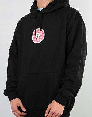 Route One Rated R Pullover Hoodie - Black