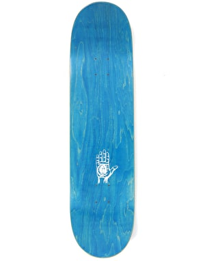 Theories Rasputin Skateboard Deck - 8.38