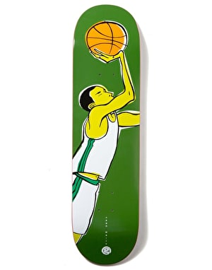 Girl Malto B-Ball Series  Skateboard Deck - 8.25