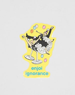 Enjoi Ignorance Sticker