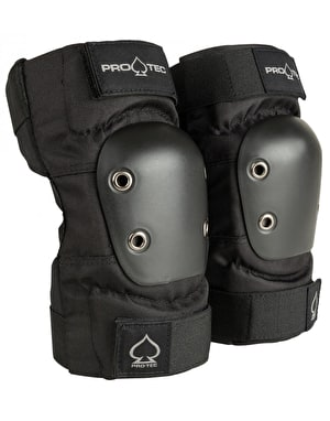 Pro-Tec Street Junior Elbow Pads - Black