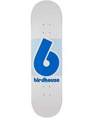 Birdhouse Block Logo Skateboard Deck - 8.125